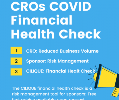 COVID-19: CRO – Financial Health Check